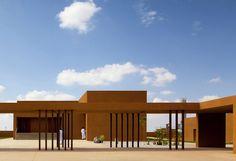 Gallery - Technology School of Guelmim / Saad El Kabbaj + Driss Kettani + Mohamed Amine Siana - 9