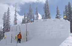 Keystone Kidtopia Snow Fort