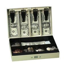 PM Company SecurIT Combination Cash Lock Box, 11.5 x 7.75 x 3.25 Inches, Beige, 1 per Box  Price : $262.86 http://www.shopofficemachines.com/PM-Company-SecurIT-Combination-Inches/dp/B0006HUKWU