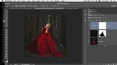 Brooke Shaden: How to Use Photoshop to Create a Fairy Tale Composite Pho...