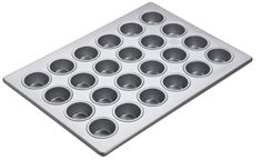 Focus Foodservice Commercial Bakeware 24 Count 1-7/8-Inch Mini Muffin Pan * Quickly view this special  product, click the image : Muffin and Cupcake Pans