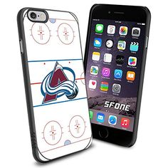 Colorado Avalanche Rink Ice #2077 Hockey iPhone 6 (4.7) Case Protection Scratch Proof Soft Case Cover Protector SURIYAN http://www.amazon.com/dp/B00WQ2OD9O/ref=cm_sw_r_pi_dp_dujwvb0J0HZHA
