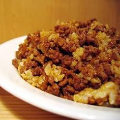 Beef Keema curry @ allrecipes.co.uk
