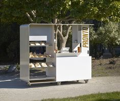 Pronto Kiosk wins Honor Award - Programs - AIA San Francisco