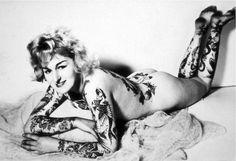 Cindy Ray, 1962. Courtesy Randy Johnson.