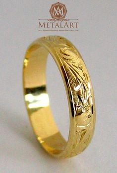 Gold wedding ring contact us at: metalart Metal Shop, Gold Wedding Rings, Metal Art, Budapest, Precious Metals, Engagement Rings, Shopping, Jewelry, Enagement Rings
