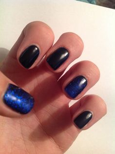 Jessica Geleration Blue Aria And Silver Sparkler Created