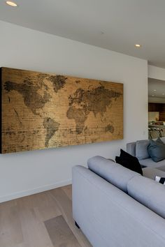 Lost in the World Brass Tinted Aluminum Wall Art by Marmont Hill Inc. on @HauteLook