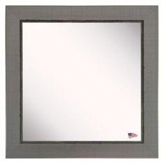 Rayne Mirrors Swift Wall Mirror - V083/30.5-42.5, RAYM345-19