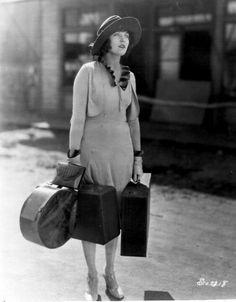 Dorothy Dwan - Silver Valley 1927