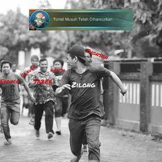 Situasi habis split push tower  Meme mobile legends.. Mobile Legends, Bang Bang, Dragon Ball, Funny Memes, Tower, Victoria, Lol, Animation, Ship