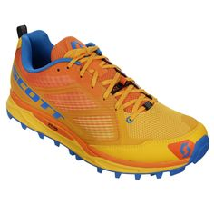The updated SCOTT Kinabalu Supertrac shoe is your trail weapon to help negotiate the toughest of terrains.