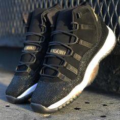 3fab5317ae6926 Air Jordan 11 PRM Heiress Black Stingray Releasing Next Month Nike Air  Jordan 11