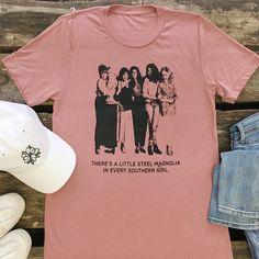 db64ed4c shopSFT | Louisiana T-Shirt Company T Shirt Company, Steel Magnolias, Tee  Design