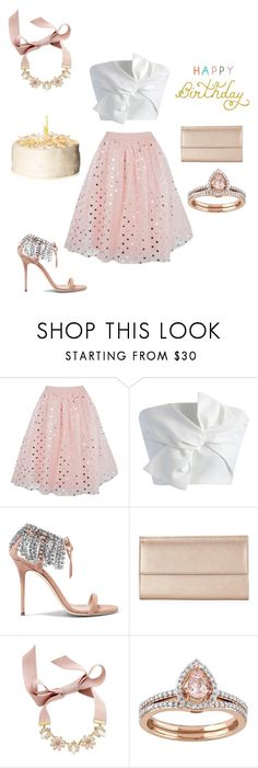 """""""Let Them Eat Cake!"""" by egchee ❤ liked on Polyvore featuring Boohoo, Chicwish, Giuseppe Zanotti, Neiman Marcus and INC International Concepts"""