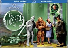 Wizard of OZ the movie defiantly NOT THE BOOK buy a great joy never the less.
