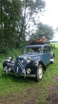 Citroen Traction Avant. The world's firdt mass produced front wheel drive car. It sold over 760,000 units between 1934 and 1957(with 5 years removed for WWII)