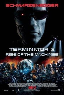 An original, double-sided, rolled one sheet movie poster x from 2003 for Terminator 3 with Arnold Schwarzenegger, Nick Stahl, and Claire Danes. Streaming Movies, Hd Movies, Movies To Watch, Movies Online, Hd Streaming, Dramas Online, 2020 Movies, Film Watch, 3 Online