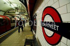 Bond Street Tube Station, London