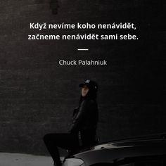 Chuck Palahniuk, Language, Motivation, Top, Languages, Crop Shirt, Shirts, Language Arts, Inspiration