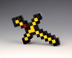 Lego Minecraft Sword