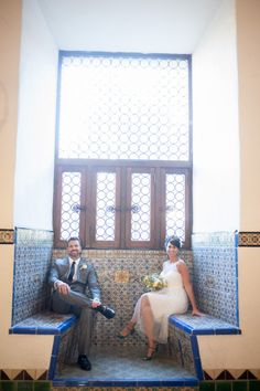 Light Hearted | An Intimate Santa Barbara #CourthouseWedding