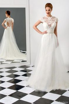 Bien Savvy 2015 Wedding Dresses — Love Me Forever Bridal Collection | Wedding Inspirasi