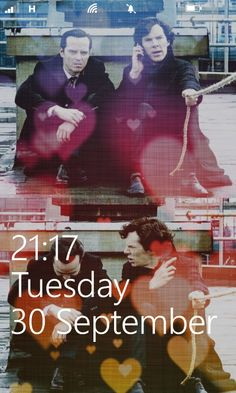 Jimlock - So I'm trying out new lock screens... Thoughts on them? (personal favourite... ;P )