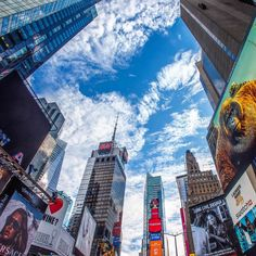 Times Square (Photo: @camilleschaer) by nycgo