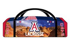Sublimated Lacrosse Bag  Lacrossewear's Sublimated Lacrosse Bag:  Features:  -Zipper end pockets -Optional Sublimated Number or Name -Durable Heavyweight Poly Material  Price : $80.00  Submit a Mock up request or call us today to take advantage of this offer - 954-429-1091