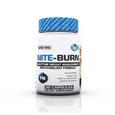 BPI Nite-Burn™ - BPI SPORTS - GNC
