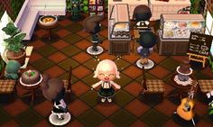 Suggestions for a Cafe-themed room?