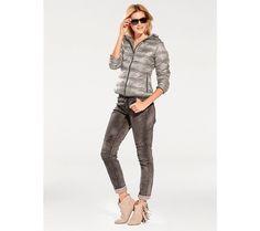 Bunda s prachovým perím Heine Autumn Fall, Nasa, Best Sellers, Military Jacket, Style Fashion, Winter Jackets, Field Jacket, Classy Fashion, Winter Vest Outfits