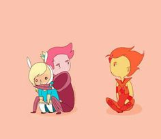 Stay Away From Fionna Flame Prince.