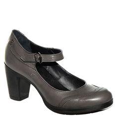#Decolletè a punta tonda #Khrio in pelle grigia http://www.tentazioneshop.it/scarpe-khrio/decollete-24907-grigio-khrio.html