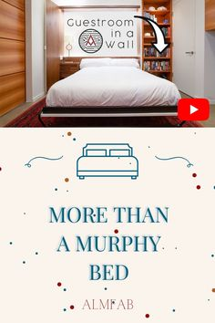 Follow along with Michael Alm as he builds a Murphy bed in his clients home--his build is a guestroom in a wall!  #createwithconfidence #rocklerinfluencers #michaelalm #almfab #murphybed