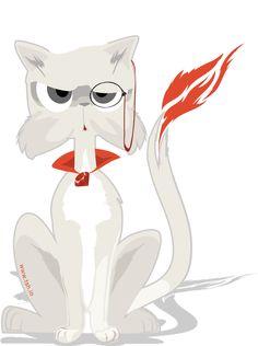 Ember cat