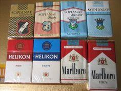 Cigaretták magyar