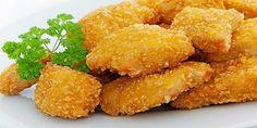Эти сочные куриные кусочки в хрустящей корочке, приготовленные дома из свежего мяса, на качественном...