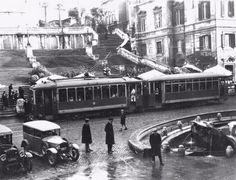 Piazza di Spagna 1926
