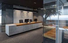 Emirates National Investment Offices - Dubai