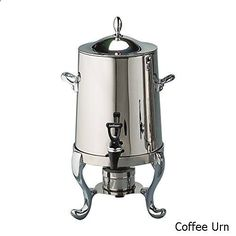 Coffee Urn Coffee Urn 30 Cup 1 1 Gallon Stainless Steel Coffee