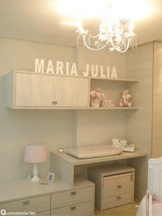móveis planejados quarto bebê