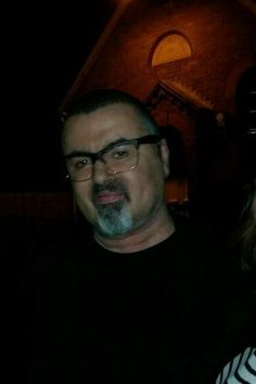 George MICHAEL, a very kind man. Love this man