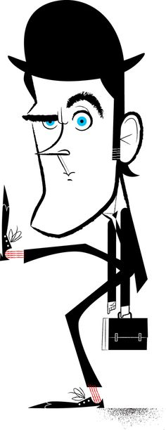 Vintage John Cleese on Behance