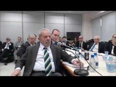 Amorim Sangue Novo: Assista o depoimento do Lula ao Sérgio Moro