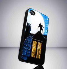Peter Pan Silhouette iphone 5 case