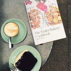 @violetcakeslondon the most charming bakery in London, whose cookbook is out this week and it's gorgeous | theboywhobakes