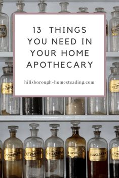 home apothecary ideas cabinet homesteading herbal remedies folk remedies natural healing