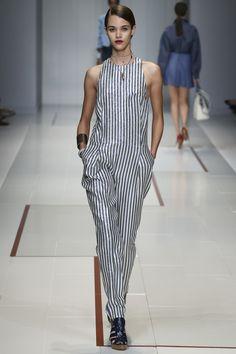 Trussardi womenswear, spring/summer 2015, Milan Fashion Week